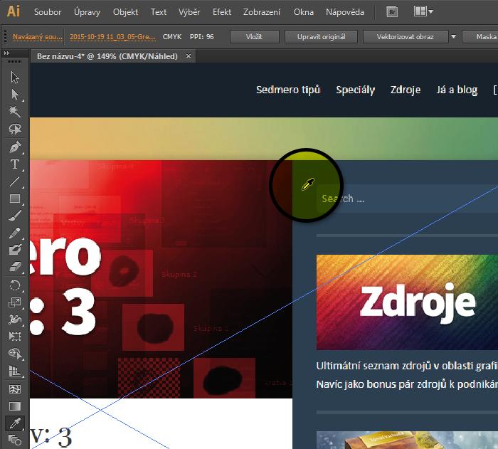 WebPrintScreenBarva